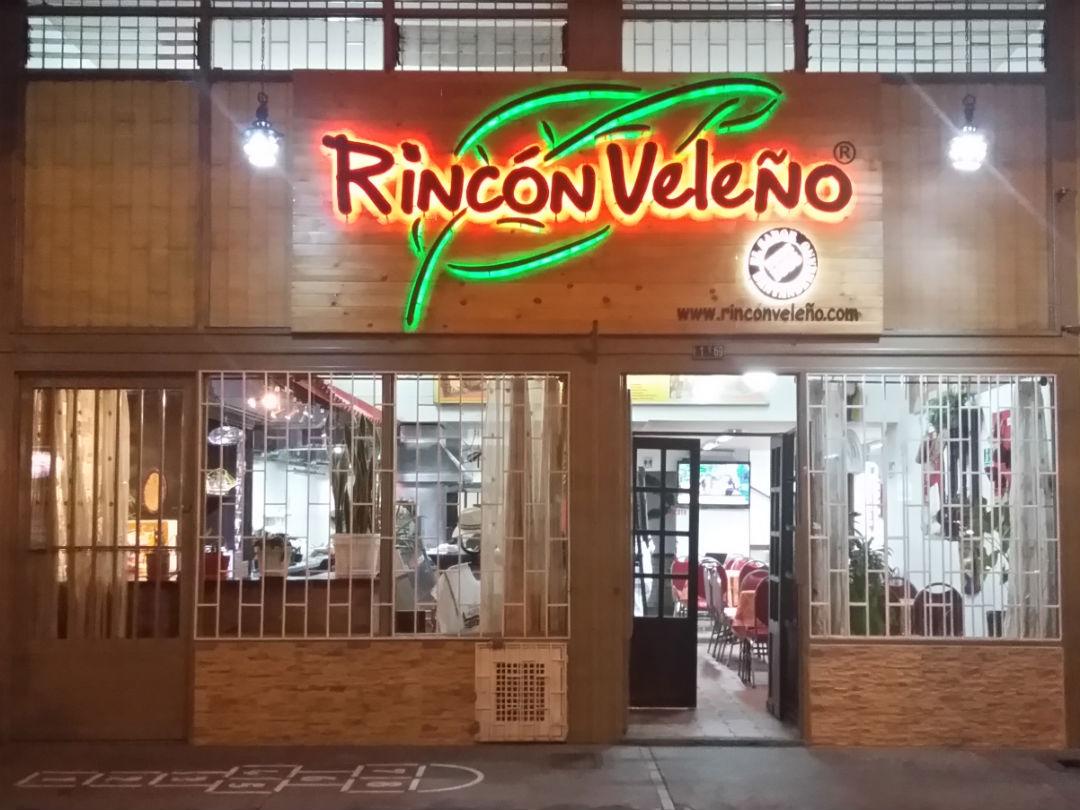 Fachada Rincon Veleño Op