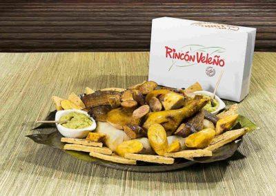 Piquete  Rincon Veleño