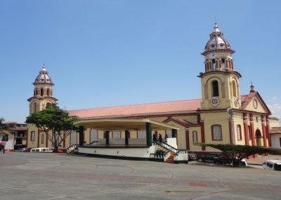 Iglesia de Velez