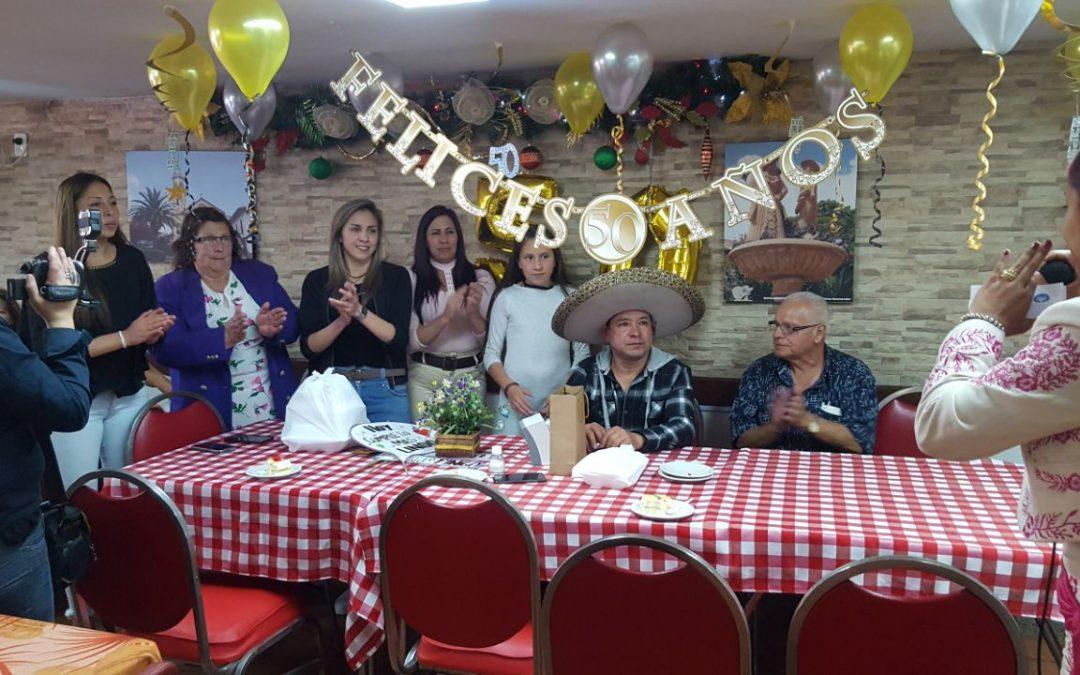Celebrando Un Año Más de Vida – Cumpleaños