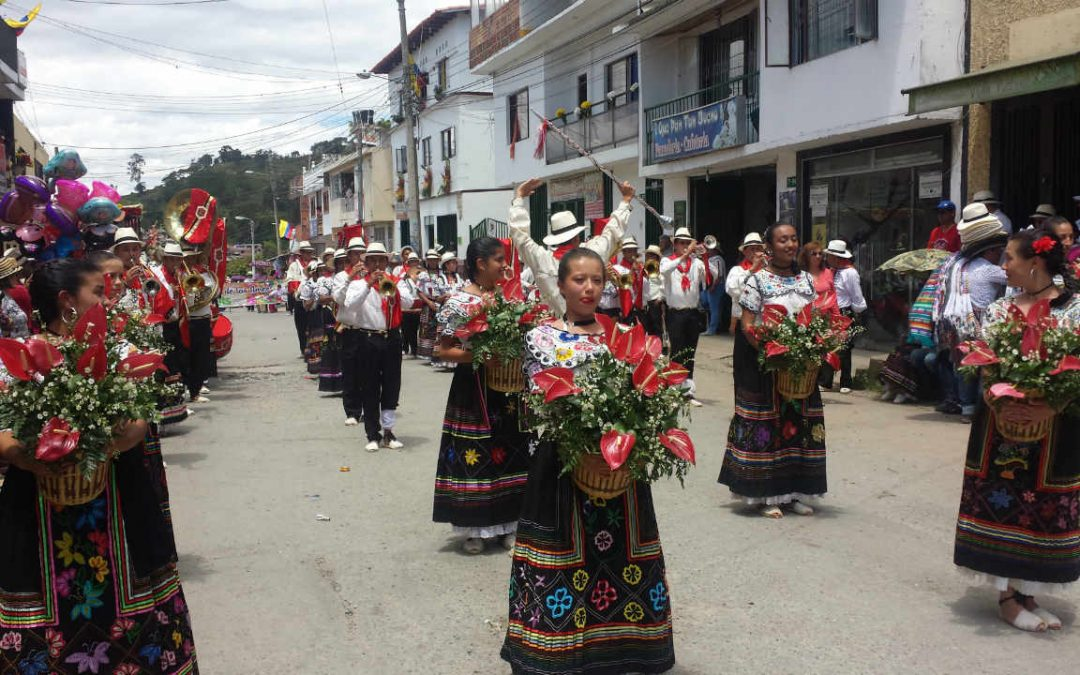 Porqué se considera Vélez Capital Folclórica de Colombia?